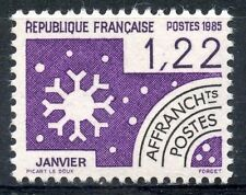 STAMP / TIMBRE FRANCE NEUF PREOBLITERE N° 186 ** LES MOIS DE L'ANNEE / JANVIER