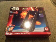 Star Wars Revell Kylo Ren's Command Shuttle Disney The Force Awakens