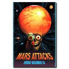 Mars Attacks! 24x36inch Classic Alien Movie Silk Poster Art Print
