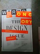 Wired Magazine - The Design Issue Scott Dadich October 2014