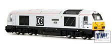2D-010-011 Dapol N Gauge *Class 67 029 Royal Diamond DB Silver