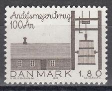 Dänemark / Danmark Nr. 757** 100 Jahre Molkerei-Verband