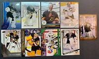 Marc-Andre Fleury 9 Card Lot NHL Pittsburgh Penguins Vegas Golden Knights