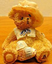 small bear figurine