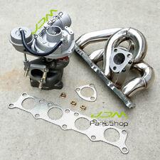 Upgrade K04-015 Turbo+ Exhaust Manifold For Audi A4 / Volkswagen Passat 1.8L 210