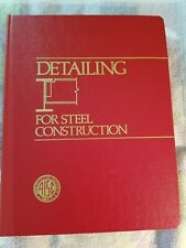 Detailing for Steel Construction AISC (1983 HC)