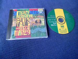 CD Monty Alexander plays BOB MARLEY Stir It Up TELARC JAZZ versions Kaya Jammin