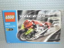 LEGO® Racers Bauanleitung 8354 Exo Force Bike ungelocht instruction B854