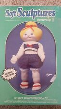 Buttercup 18� Soft Sculptured Doll Craft Kit Top Drawer 55002