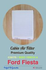 C26175 AC CABIN AIR FILTER for 2011-2016 Ford Fiesta Fast ship Us seller(^_^)/