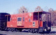 Delaware & Hudson  Caboose #35729 - Color Print