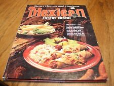 Better Homes and Gardens Mexican cook book (SR)