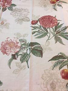 REMNANT Off Cut Fabric Swaffer Curtain Blind Cushion Craft 150x91cm Heligan