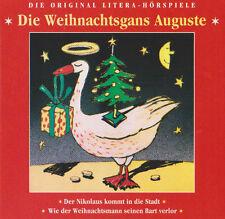 WEIHNACHTSGANS AUGUSTE Friedrich Wolf CD LITERA Original DDR Hörspiel * RAR