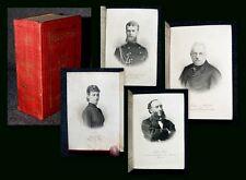 1885 Genealogie Almanach de Gotha Grand Duke Sergei Alexandrovich of Russia