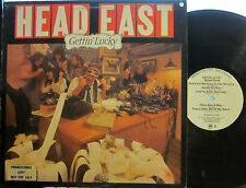 ► Head East - Gettin' Lucky  (A&M 4624) (PL) (John Schlitt of Petra)