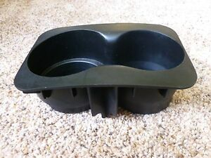 1999-2004 JEEP GRAND CHEROKEE RUBBER CUP HOLDER INSERT 99 00 01 02 03 04 OEM