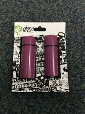 Stinky Bitz Stunt Peg Purple, 10mm/14mm compatible, 100mm long, 36mm diameter
