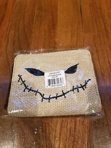 Loungefly Nightmare Before Christmas Oogie Boogie Burlap Wallet NWT