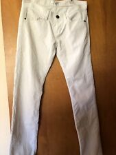 Cabi Corduroy Bootcut Jeans Ivory Size 4