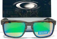NEW* Oakley HOLBROOK Woodgrain w POLARIZED PRIZM Shallow Water Sunglass 9102-J8