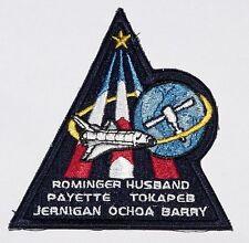 Aufnäher Patch Raumfahrt NASA STS-96 Space Shuttle Discovery .........A3074