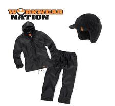 Articles textile et d'habillement pantalons noirs pour PME, artisan et agriculteur