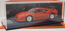 Looksmart 1/18 Ferrari 288 GTO Evolution Rosso Corsa w/Standard Wheels LS18_06A
