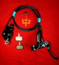 Shimano BL-M506  BR-M447 Hydraulic Disc Brake Front Right Lever Caliper Hose NEW
