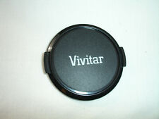 VIVITAR 55mm plastic front lens cap ( standard model ) #3836