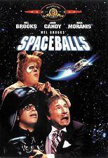 Mel Brooks Spaceballs ~ John Candy Bill Pullman Rick Moranis ~ DVD FREE Shipping