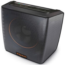 Klipsch Groove Bluetooth Wireless Portable Speaker for Apple IOS/Android - Black