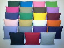 Set Of 8 Cornhole Bean Bags Great Quality 23 Colors Free Shipping