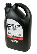 BRAND NEW  OREGON CHAIN OIL  5L  P/N:90300 FOR ALL MAKES OF CHAINSAW