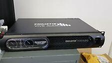 BLACK FRIDAY DEALS! Christie Digital 2000w Pro 2-ch Digital Power Amplifier