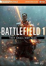 Battlefield 1 They Shall Not Pass [PC Code - Origin] [WorldWide]