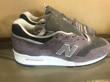 NWT $229.99 NEW BALANCE 997 Perforated Suede Custom US997MP1 Made USA Men 8.5 D