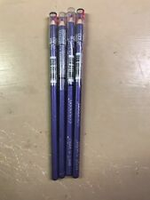 Lot of 4  Wet n Wild Coloricon Brow & Eye Liner #650D Purple Discontinued Color