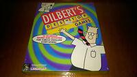 Dilbert's Desktop Games - PC Game Big Box US Version 1997 English New Sealed