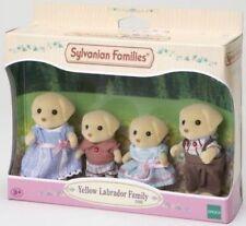 Sylvanian Families Yellow Labrador Family Figures 5182