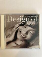JANET JACKSON DESIGN OF A DECADE 1986-1996 CD