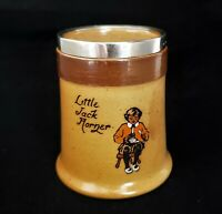 🍁 Royal Doulton Little Jack Horner Stoneware Childs Storybook Nursery Rhyme Cup