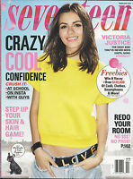 Seventeen Magazine Victoria Justice Confidence Skin And Hair Room Redo Makeover