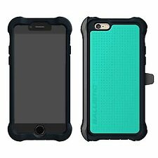Ballistic Apple iPhone 6 Plus/6s Plus Tough Jacket MAXX Case - Gray/Green