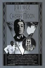 UNDER THE CHERRY MOON (1986) ORIGINAL MOVIE POSTER  - RARE MYLAR STYLE -  ROLLED