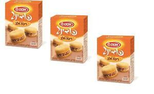 3X Osem Instant Powder Dulce de leche Pudding Mix Baking Kosher 84gr