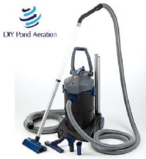 Oase PondoVac 4 Koi Ponds/ Pools/ Household Vacuum 1800W Mtr w/ 8 Attachments!
