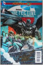 BATMAN-DETECTIVE COMICS #1-SIGNED JASON FABOK-NEW 52-DC COMICS-NM