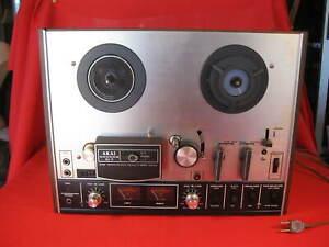Akai 4000DS MK-II Reel-to Reel Tape Deck Recorder
