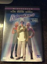 Dvd Galaxy Quest Free Shipping Used Dvd